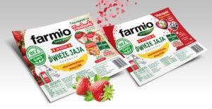 Etykieta produktu firmy Farmino